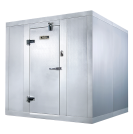 Walk-In Cooler Box Only