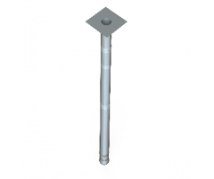 Single Wall Kit - Straight Duct