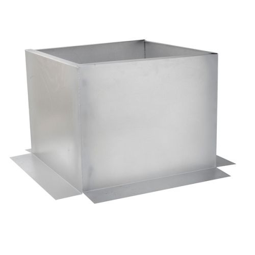 Flat Curb for Roof Mounted EC36 Exhaust Fan