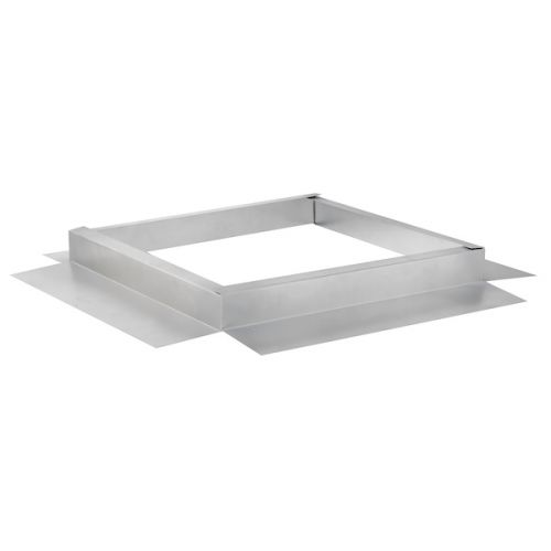 Concession Roof Mounted Flat Curb 28D Exhaust Fan
