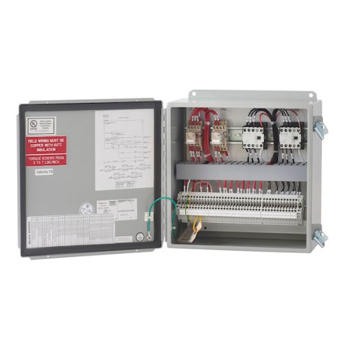 Electrical Control -UL listed - 1 Exhaust/1 Supply