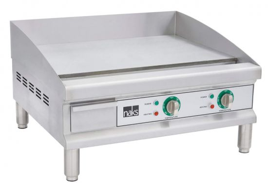 "NAKS 24"" UL Electric Countertop Griddle"