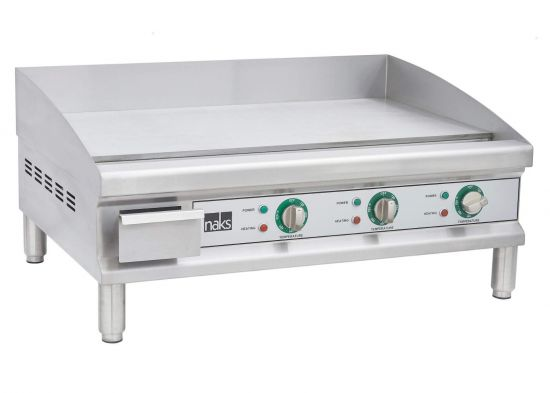 "NAKS 30"" UL Electric Countertop Griddle"