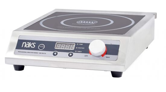 NAKS 1800W Countertop Electric Induction Range