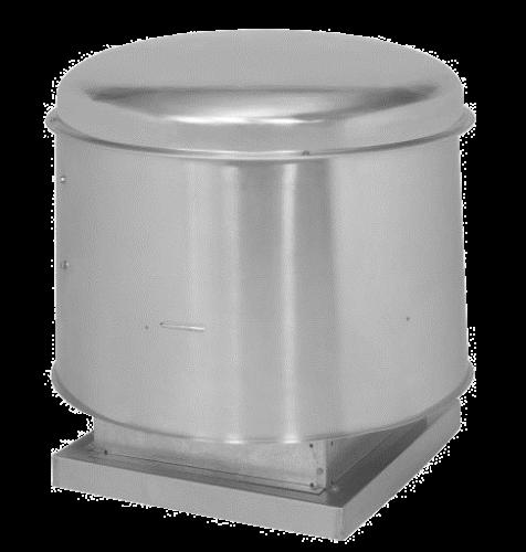 Belt Drive Downblast Exhaust Fan 1500 CFM, 1489 RPM, 1PH