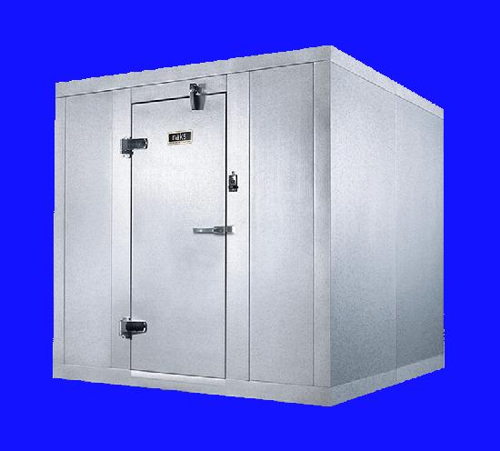 "Indoor Cooler 6' x 10' x 7' 2 1/4"" - Box Only"
