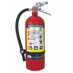 Class ABC Fire Extinguisher