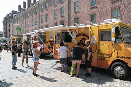 Reasons Why Food Truck Businesses Falter