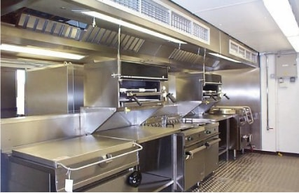 What's in a Hood: the Varieties of Commercial Kitchen Exhaust Hoods