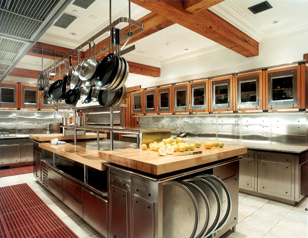 Superieur Commercial Kitchen Design Considerations