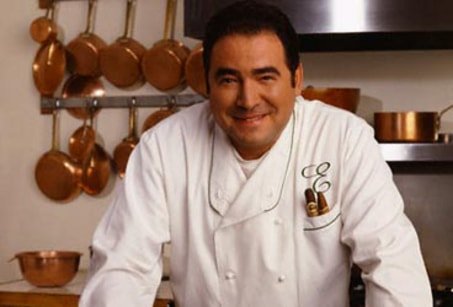 Home Kitchens of Famous Chefs