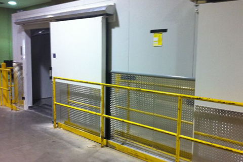 Exterior Protections For Walk-In Coolers or Freezers