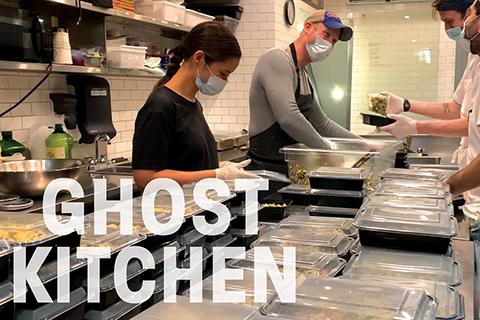 The Ghost Kitchen Revolution