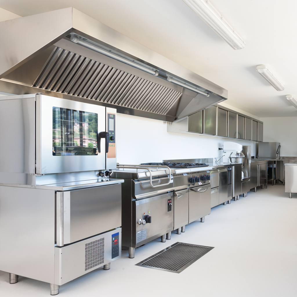Complete Exhaust Hood Setup Overview