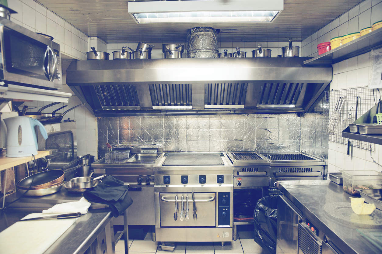 Steps To Ensure Your Exhaust Hood Is Running Efficiently