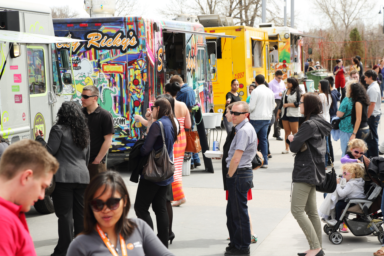 HoodMart Spring Food Truck Check List