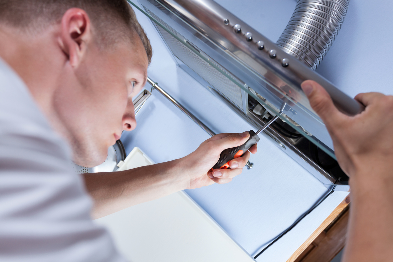 What To Do If Your Exhaust Hood Is Making Noise