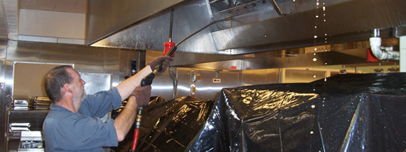 Superieur Cleaning A Kitchen Exhaust System, In Steps
