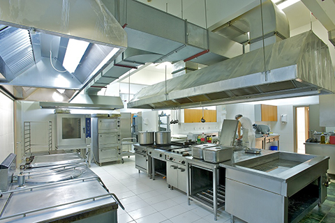 Round vs Rectangular Exhaust Hood Duct Systems