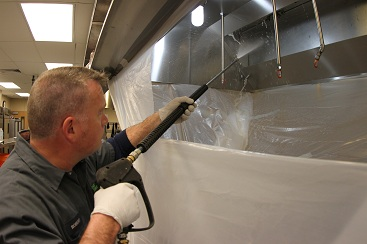 Start Your New Year Right With An Exhaust Hood Cleaning