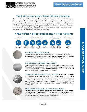 Floor Selection