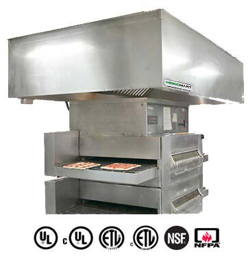 pizza oven hoods