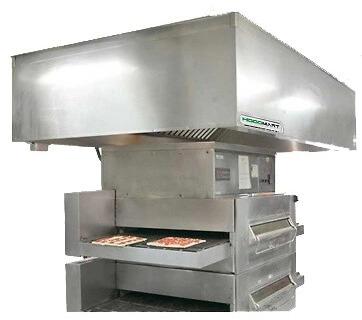 pizza oven hoods
